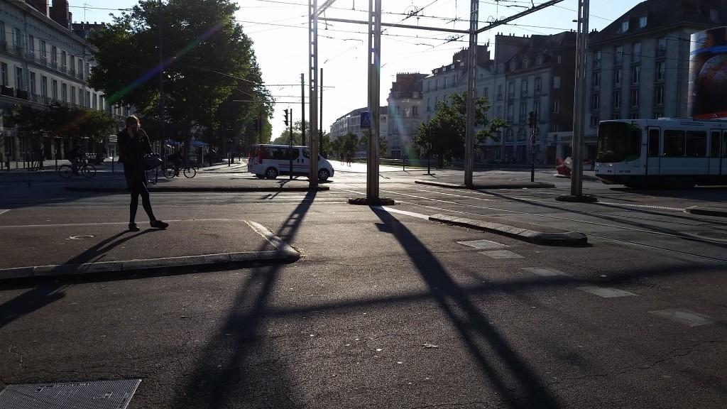Nantes, c'est beau le matin