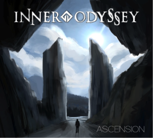 Ascension, le nouvel album d'Inner Odyssey illustré par Keven Stapleton