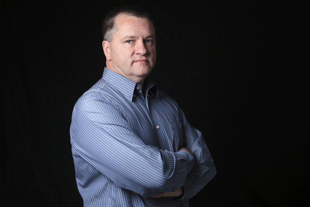 Jean-François Gauthier, président-directeur-général de l'IGN
