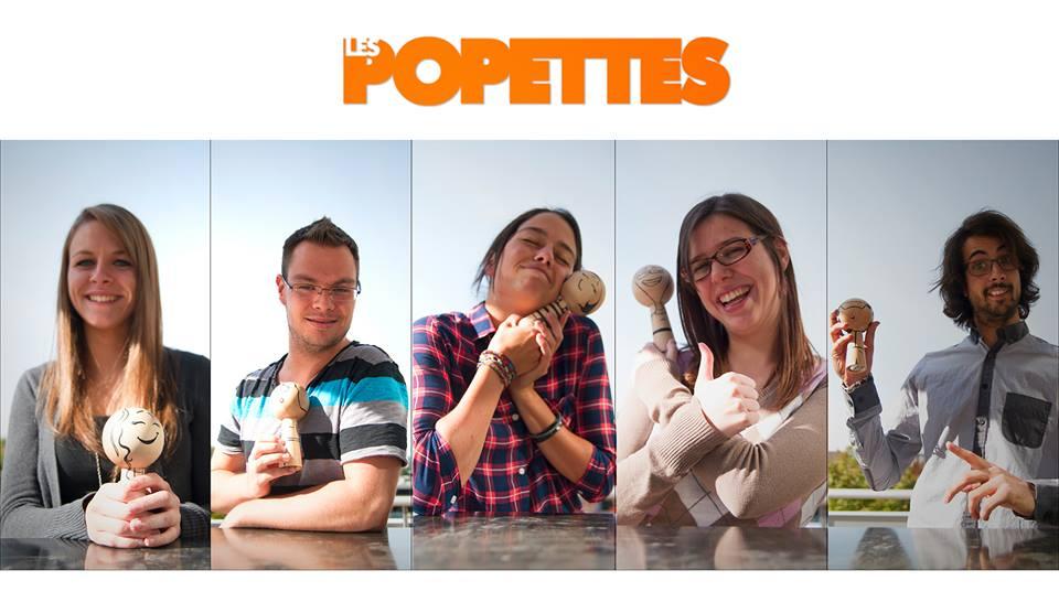 Gradués des Popettes édition 2014 Crédit photo : Squeeze Studio