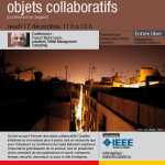 Conférence internet des objets collaboratifs