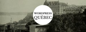 Wordpress Quebec