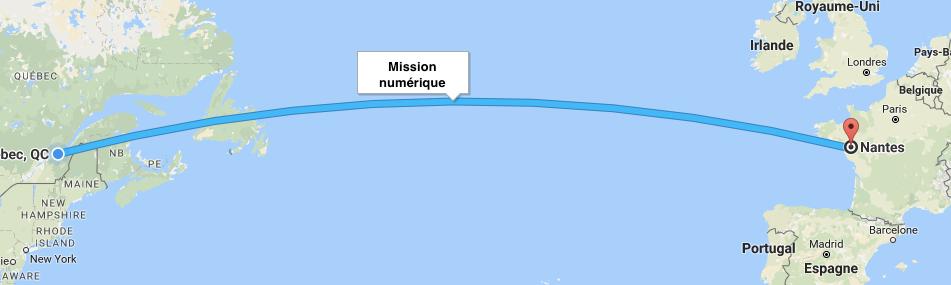 Mission numérique
